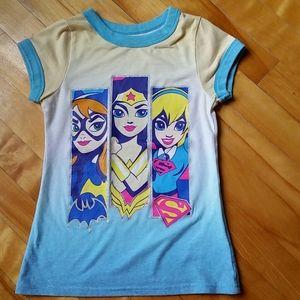 (4/$20)Wonder Woman T-shirt size US 6-6X